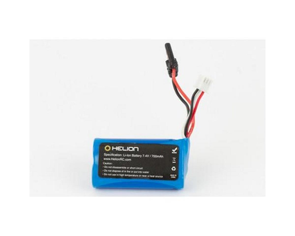 Helion Battery Replacement, Li-Ion 700mAh 7.4V 2S (Lagos Sport)