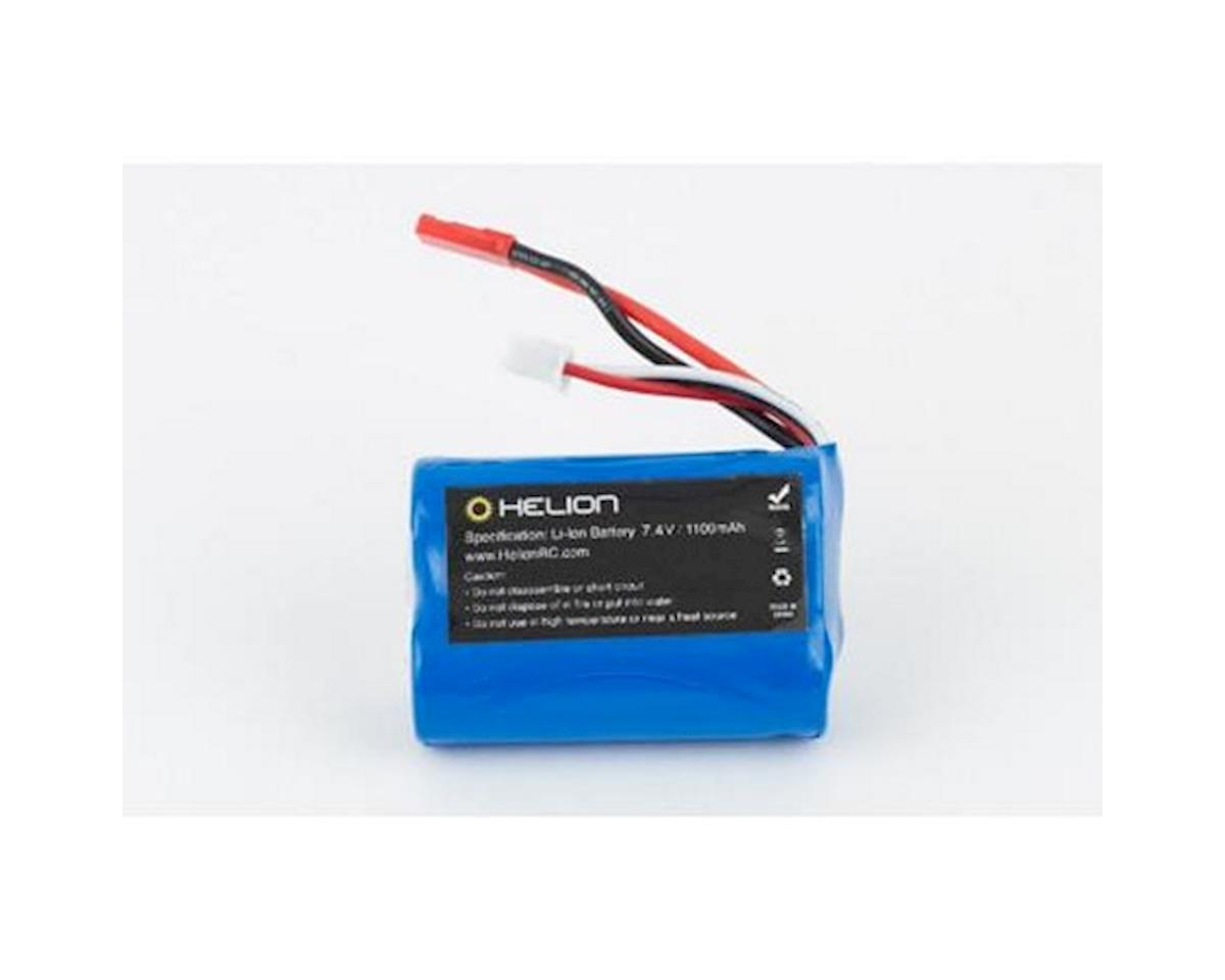 Helion Battery Li-Ion 1100mAh 7.4V 2S Upgrade (Lagos Sport)