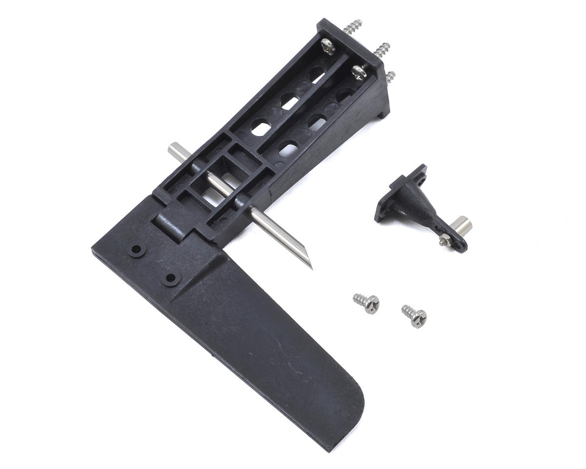 Helion RC Rudder Parts Set (Rivos/Rivos BL)