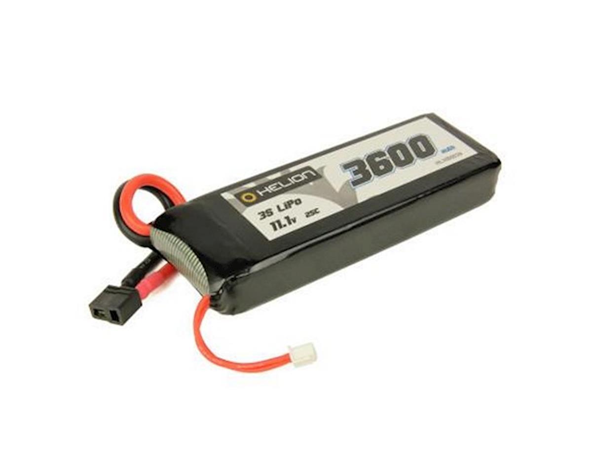 Helion RC 11.1 V, 3S 3600mAh 25C LiPo Upgrade Battery (Rivos, Rivos BL)