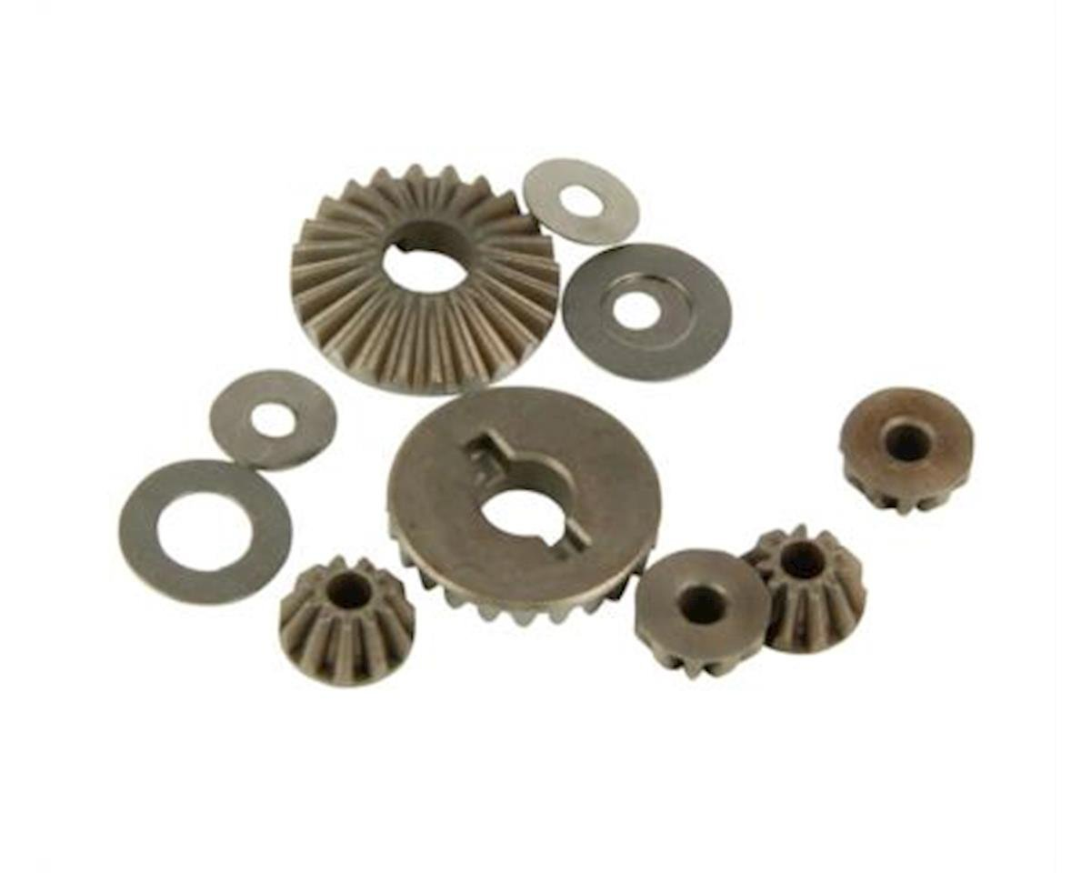 Helion HLNS1010 Gear Set and Pins, Differential with Cross-shafts (Four 10SC)