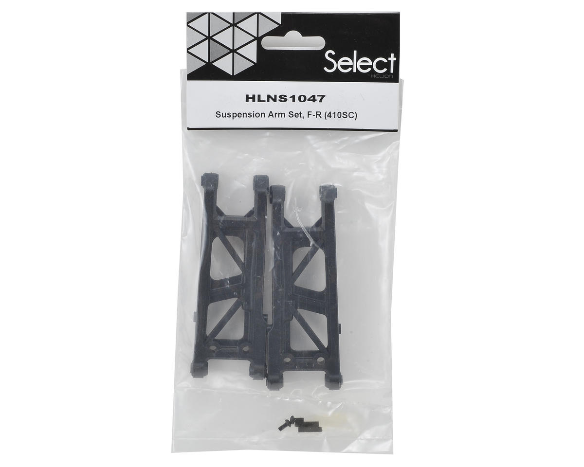 Helion RC Front & Rear Suspension Arm Set (Four 10SC)