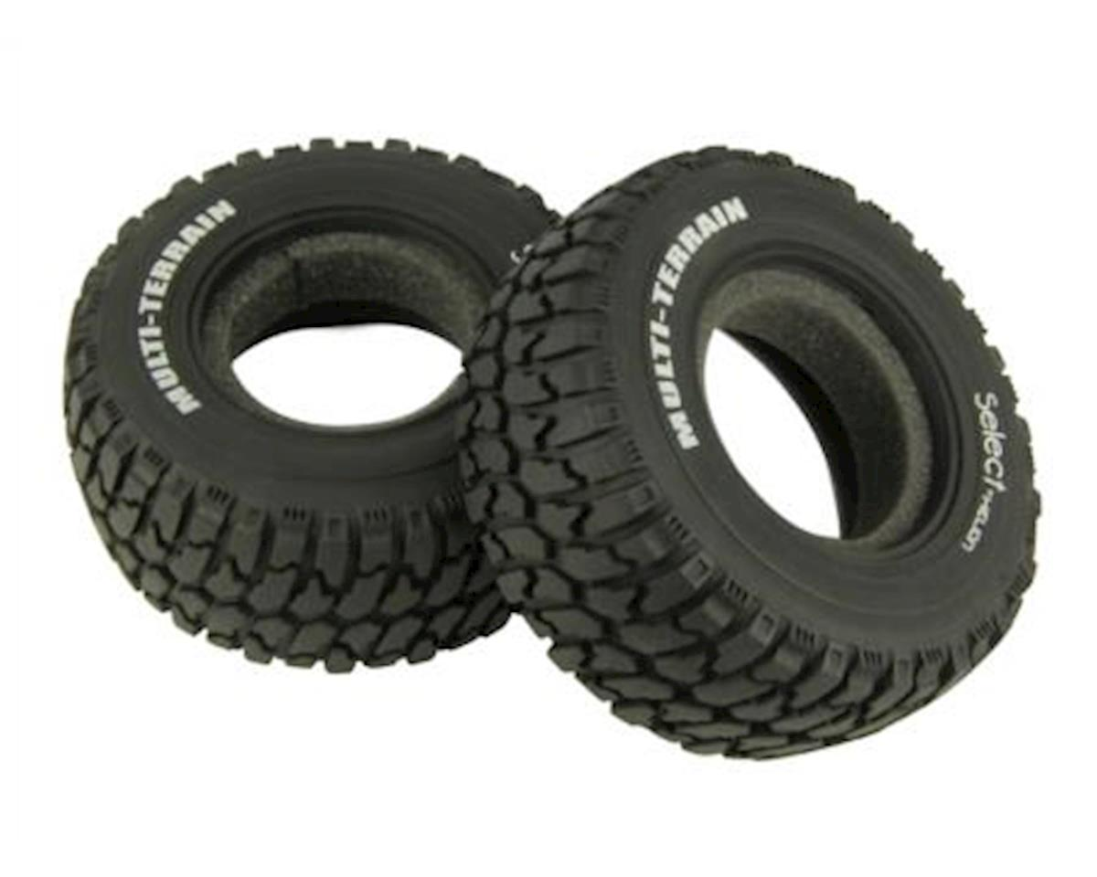 Helion Select Four 10SC Tires with Foam Inserts (Four 10SC)