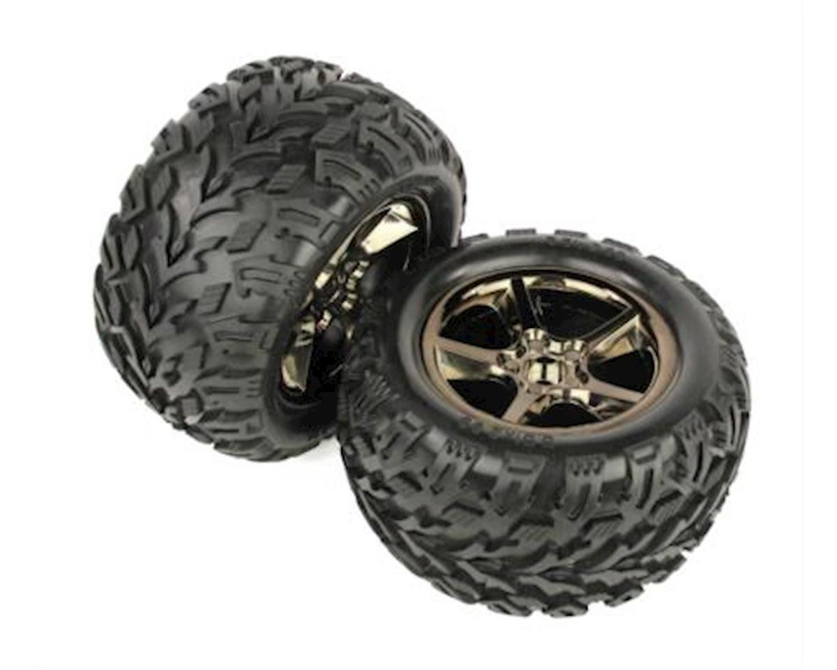 Helion Wheel And Tire Four Tr