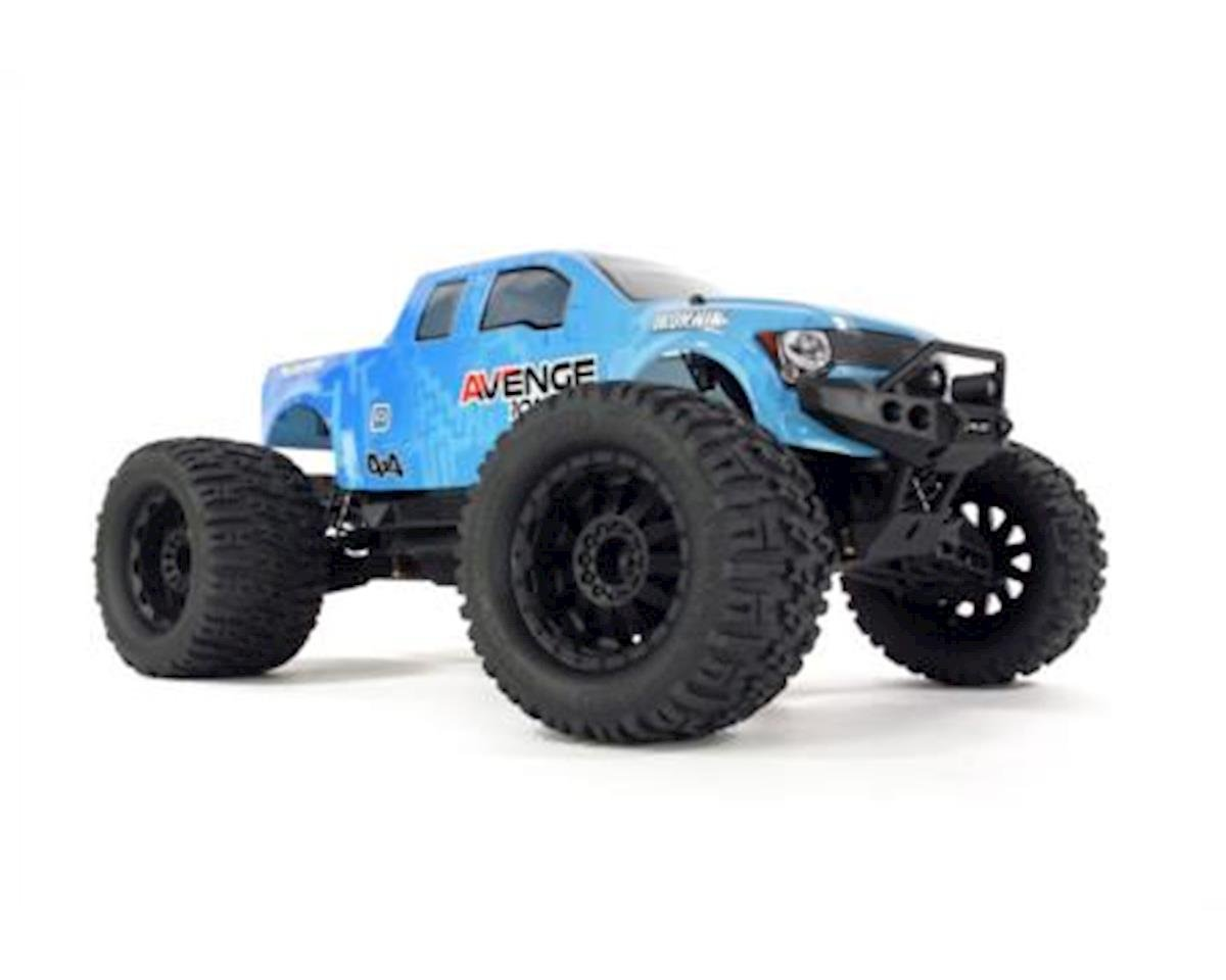 Avenge 10MT XB RTR 1/10 4wd Brushed Monster Truck w/Battery & Charger by Helion