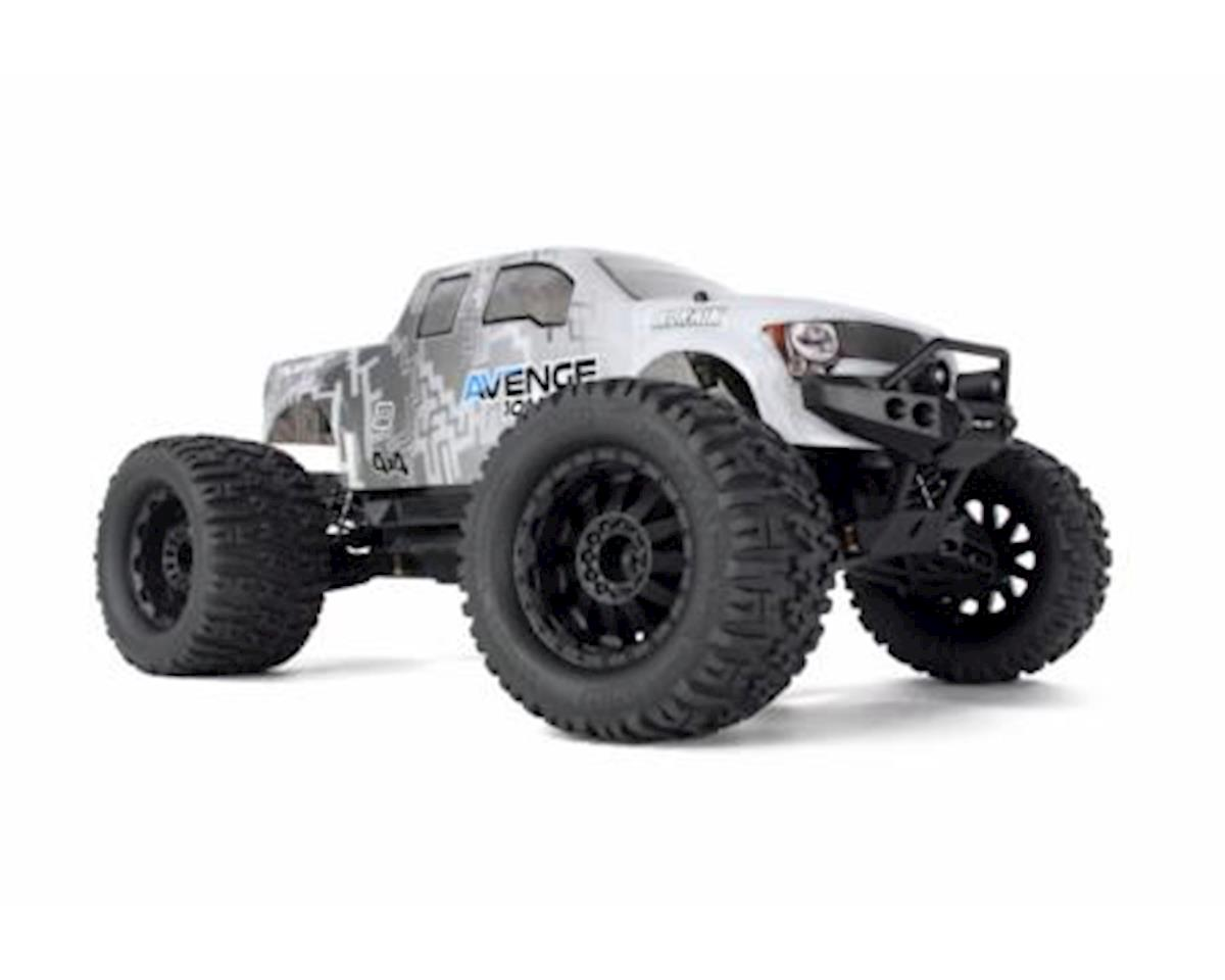 Avenge 10MT XLR RTR 1/10 4wd Brushless Monster Truck w/Battery & Charger by Helion