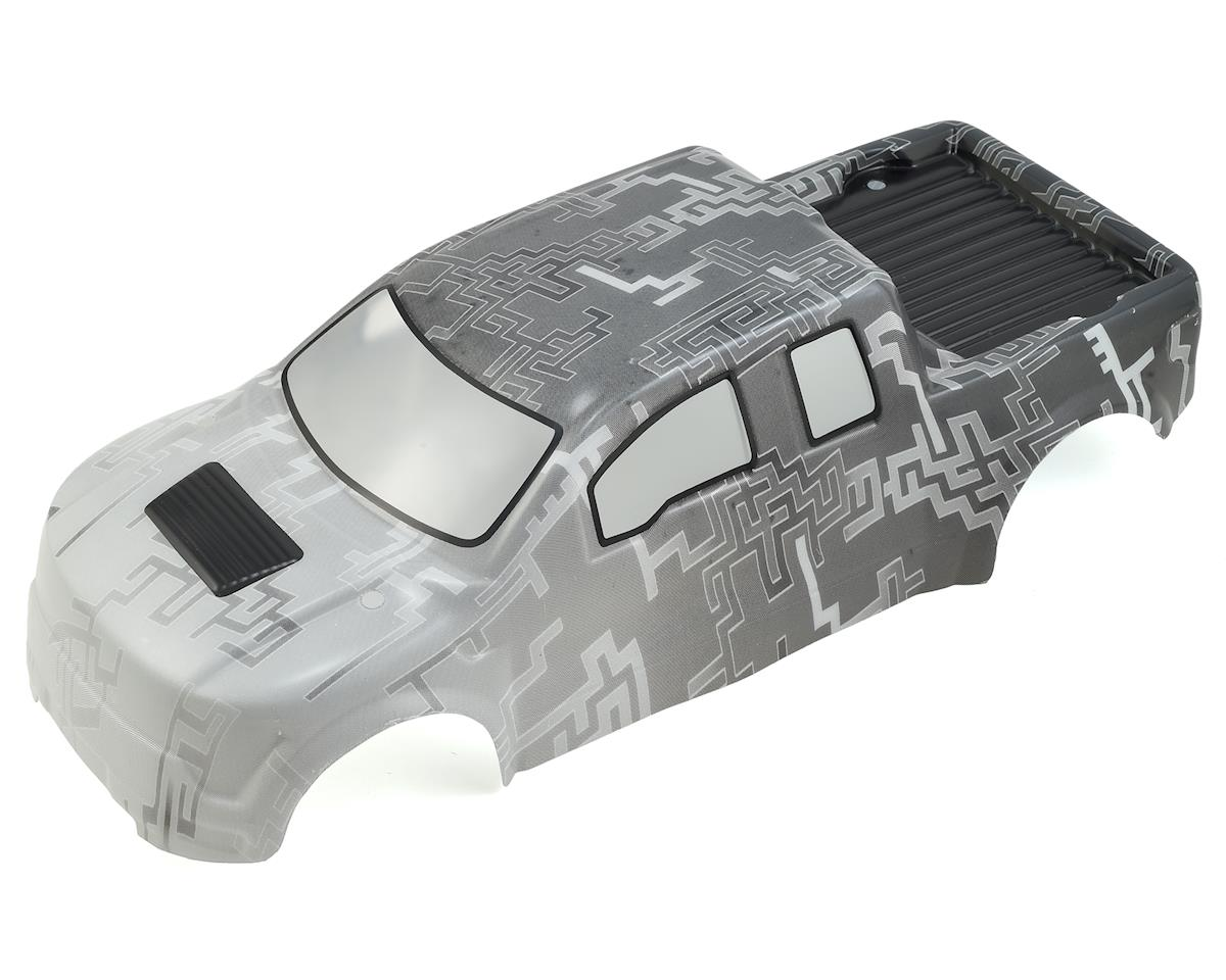 Helion Avenge 10MT 1/10 Monster Truck Body (Grey)
