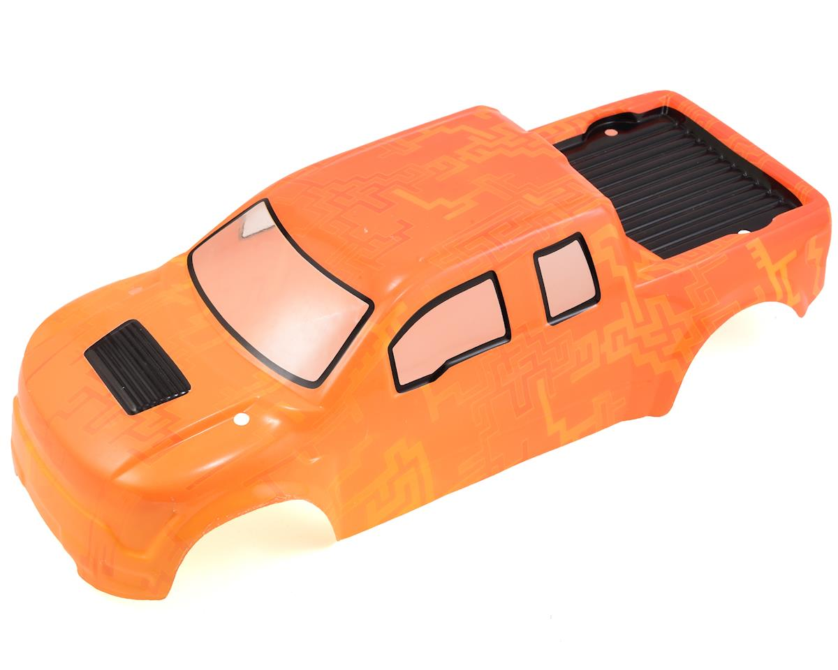 Avenge 10MT 1/10 Monster Truck Body (Orange) by Helion