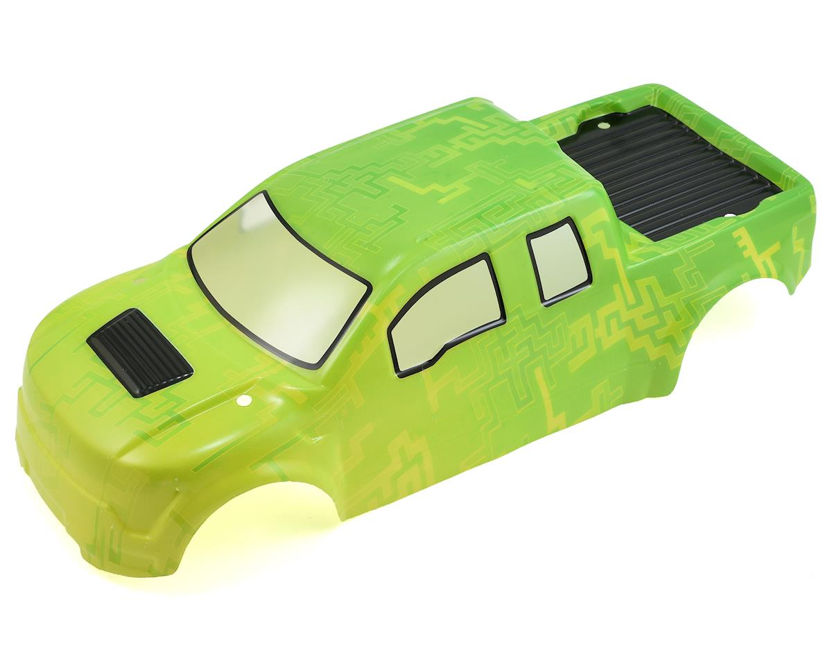 Helion Avenge 10MT 1/10 Monster Truck Body (Yellow)