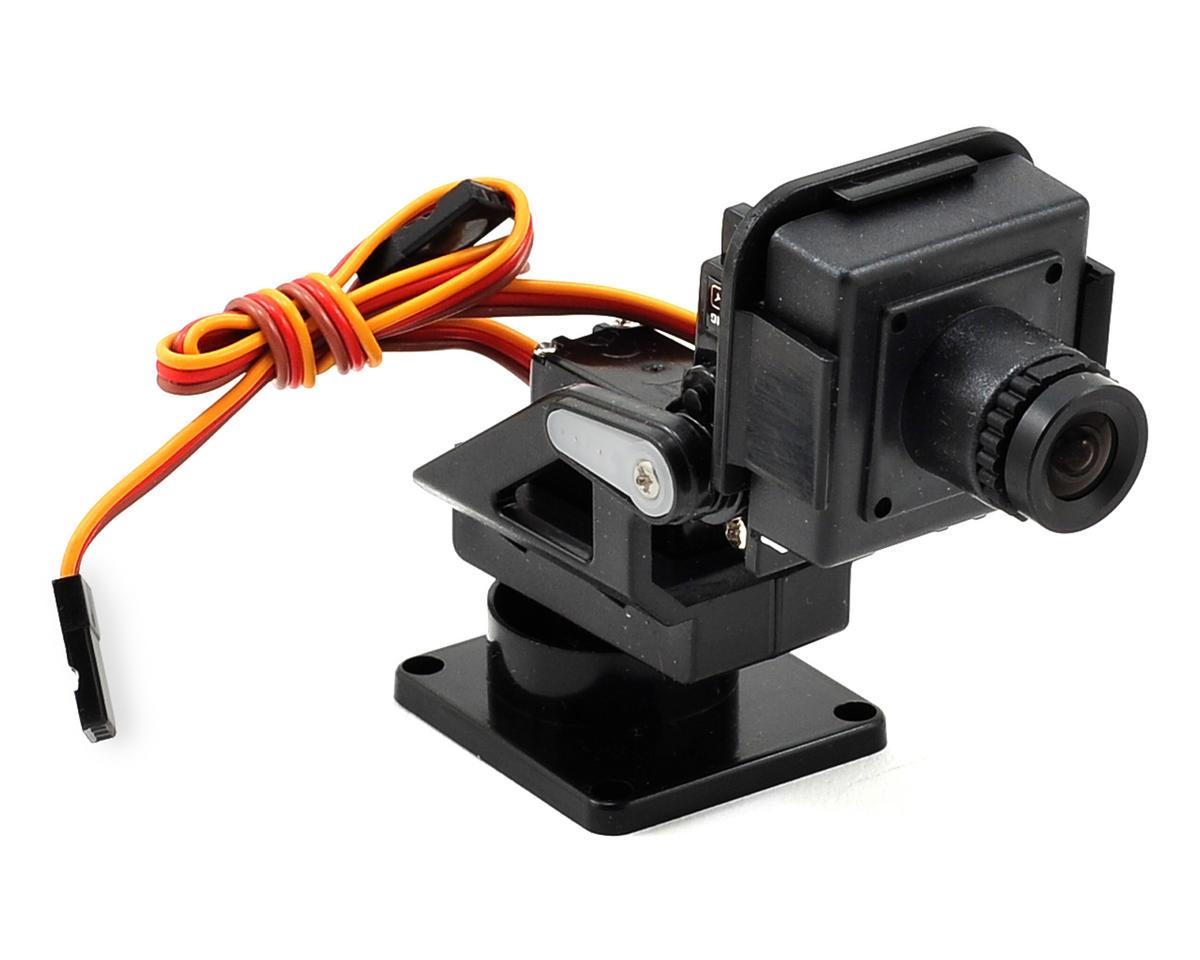 HeliStar CM210 CMOS FPV Camera w/Pan & Tilt
