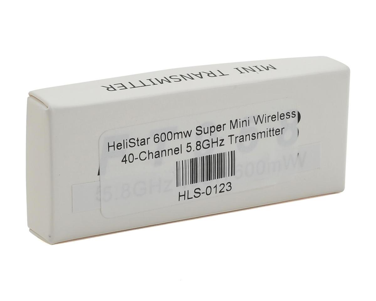 HeliStar 600mw Super Mini Wireless 40-Channel 5.8GHz Transmitter