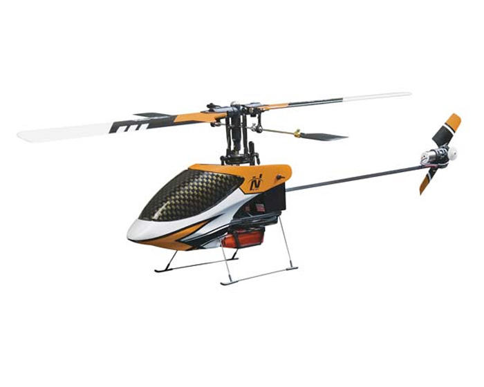 Heli-Max NOVUS CP 2.4Ghz Nano RTF Helicopter (Collective Pitch)