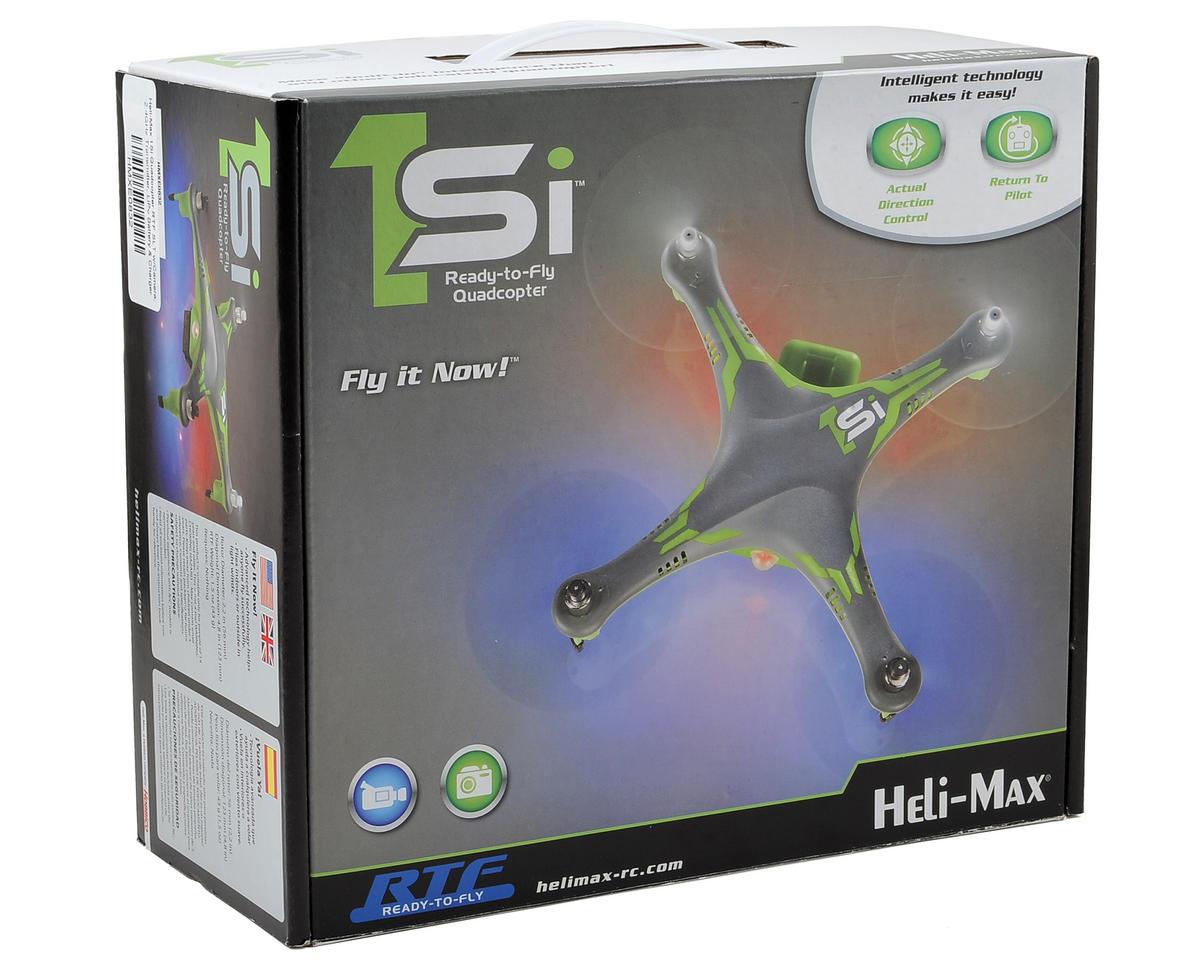 Heli-Max 1Si RTF SLT Quadcopter Drone