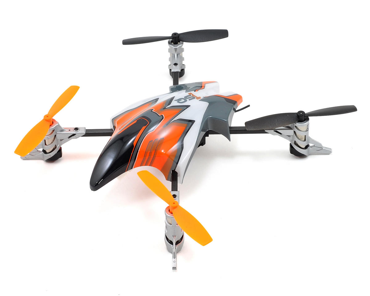 Heli-Max 1SQ SLT Nano RTF Quadcopter Drone w/2.4GHz Radio, Battery & Charger