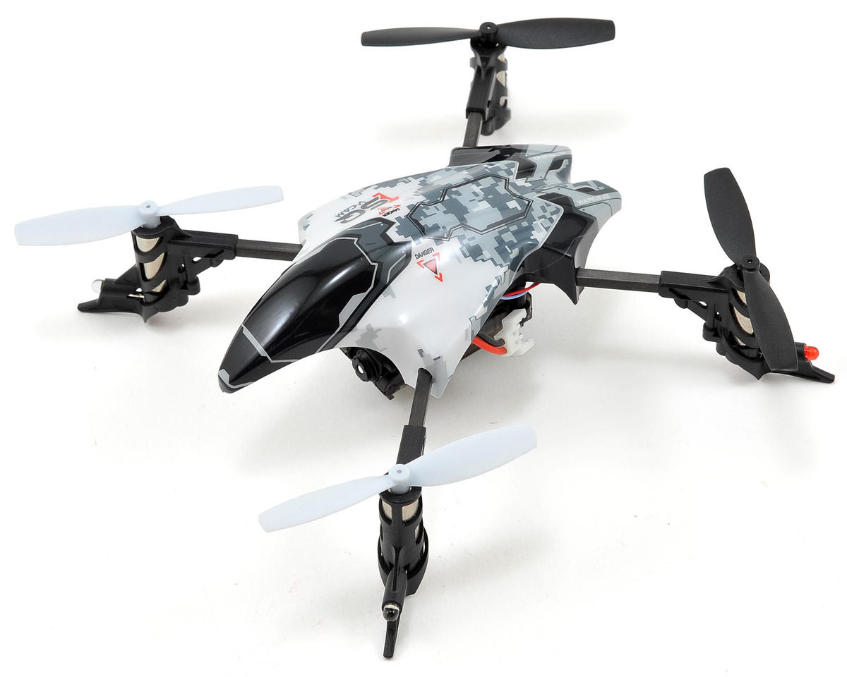 Heli-Max 1SQ V-Cam Nano RTF Quadcopter Drone w/2.4GHz Radio, Battery & Charger