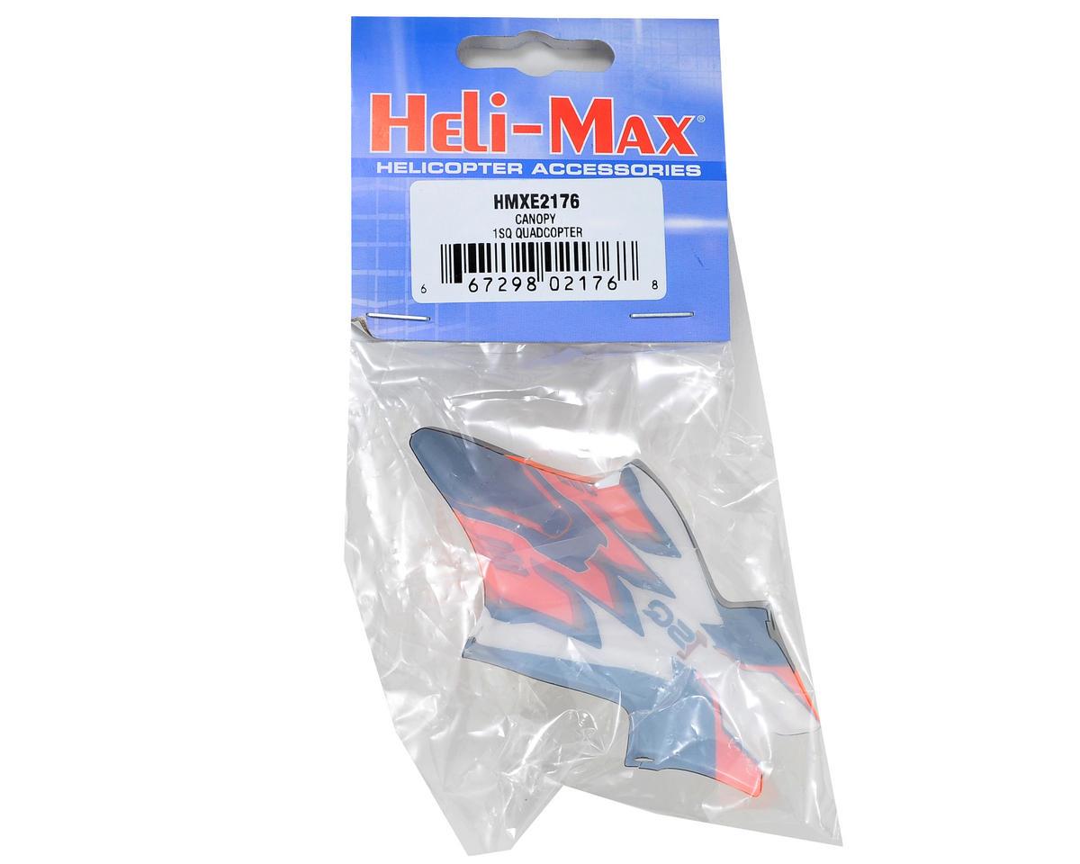 Heli-Max 1SQ Canopy