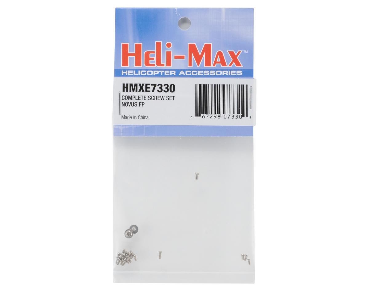 Heli-Max NOVUS Screw Set