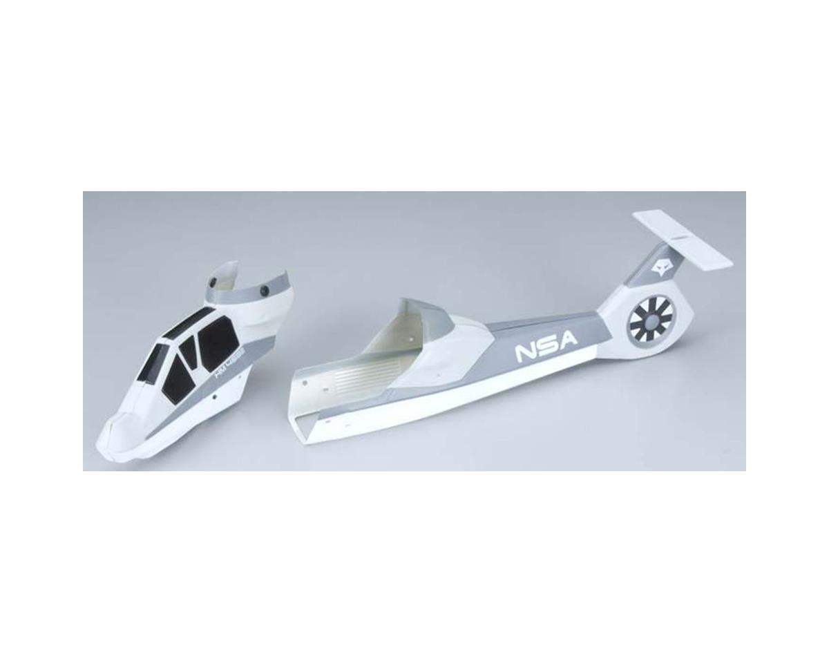 Heli-Max Fuselage Comanche CX