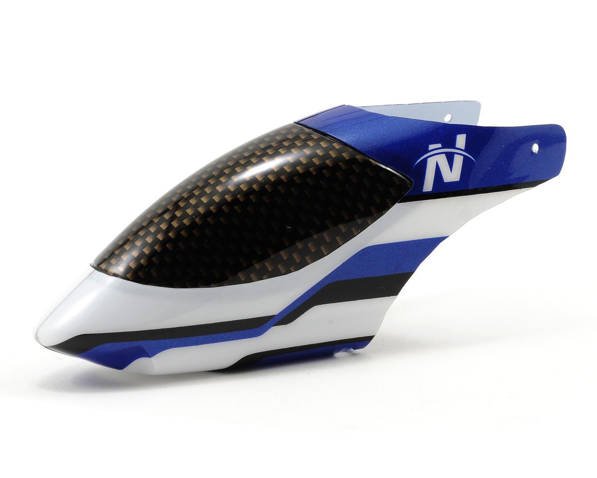 Heli-Max Novus 125 CP/FP Canopy (Blue)