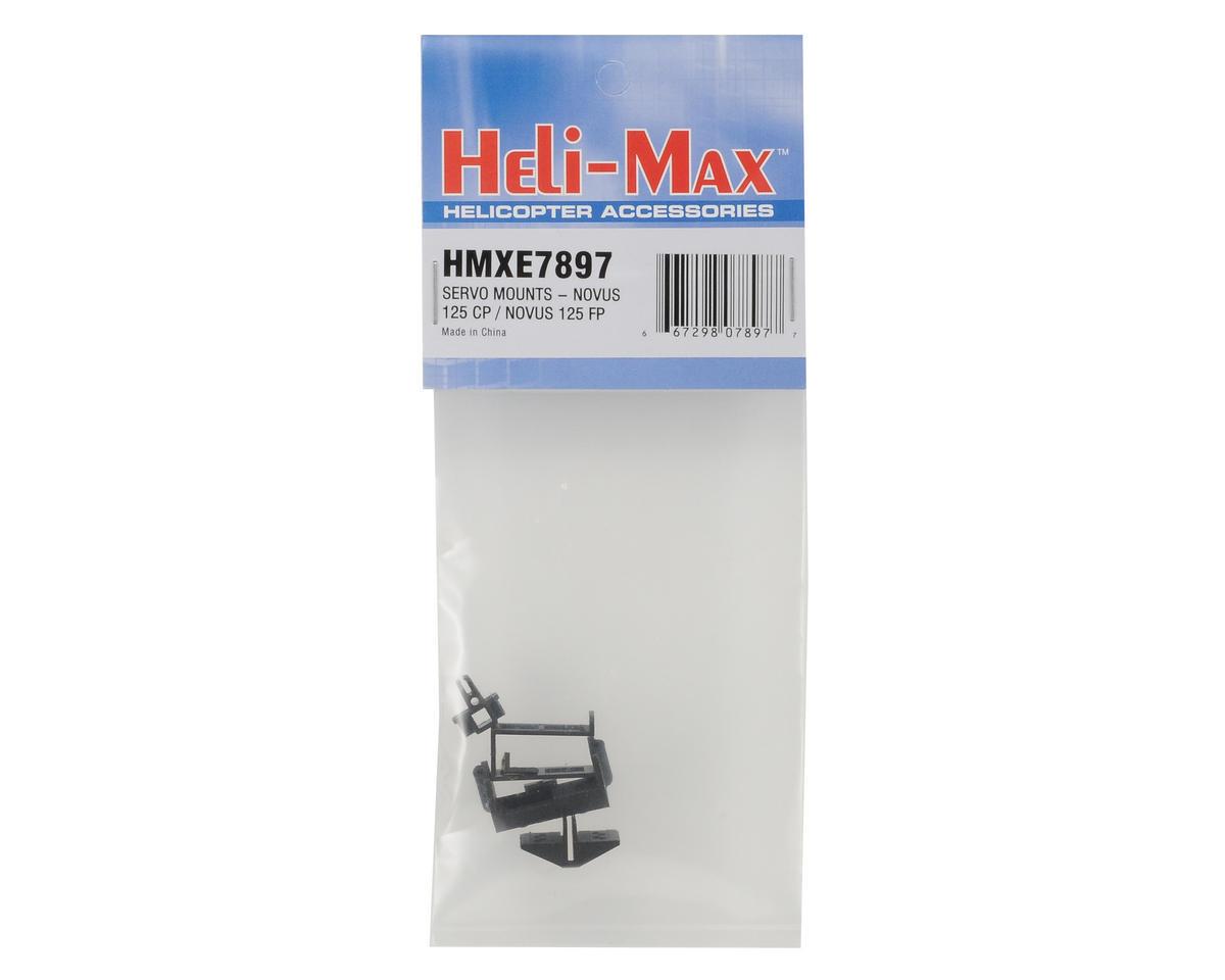 Heli-Max NOVUS CP/CF 125 Servo Mount Set