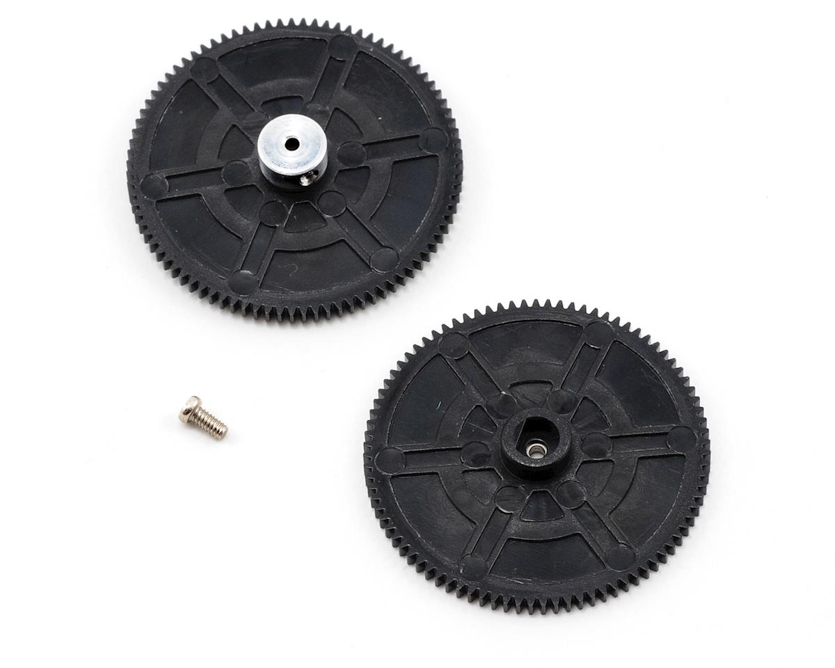 Heli-Max Upper & Lower Main Drive Gears Novus CX