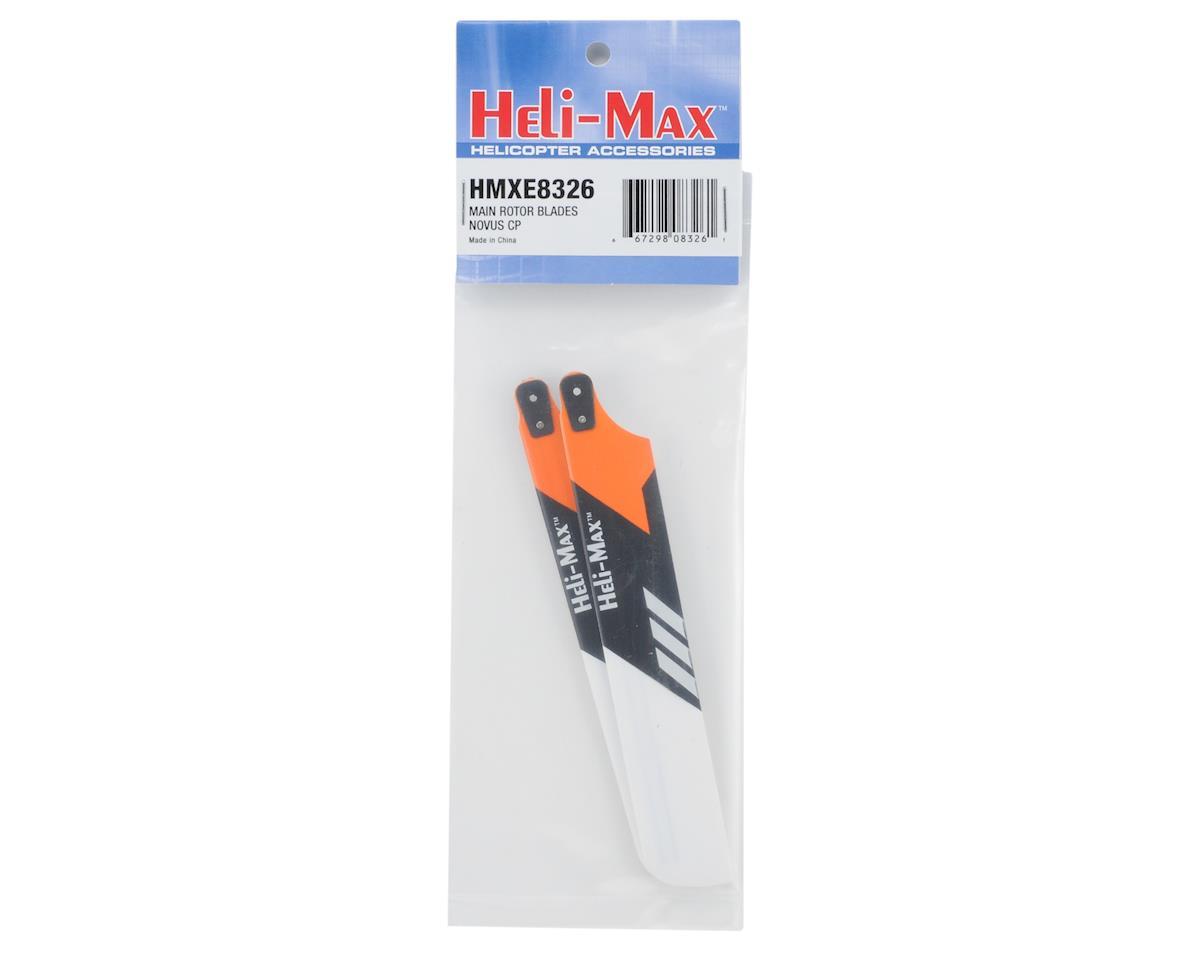 Heli-Max NOVUS Main Rotor Blades (CP)