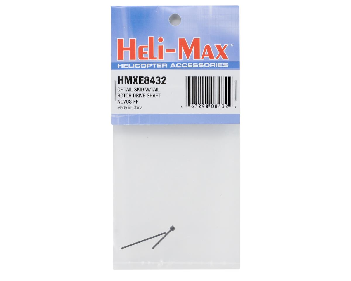 Heli-Max NOVUS Tail Shaft