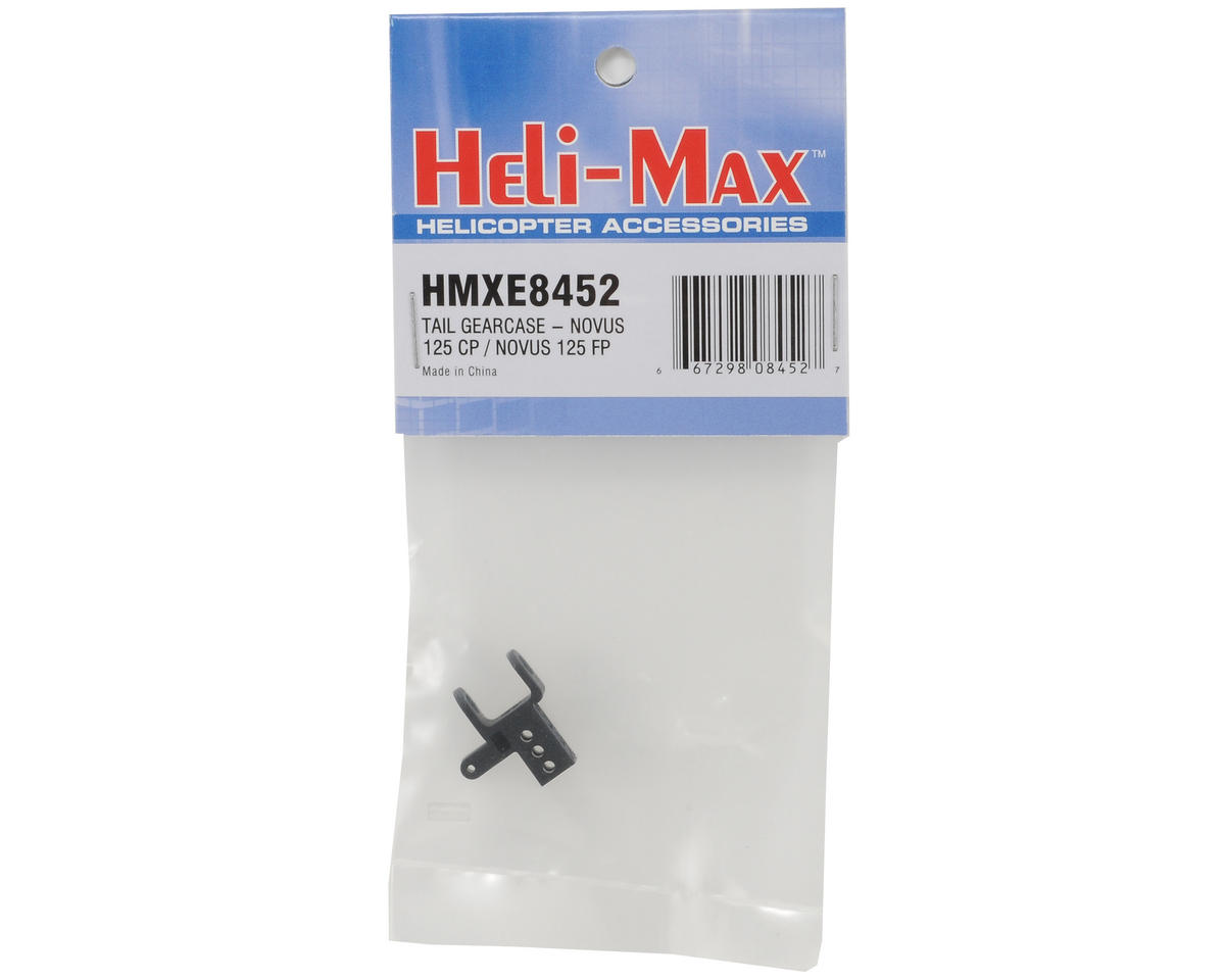 Heli-Max Tail Gear Case: CP/FP 125