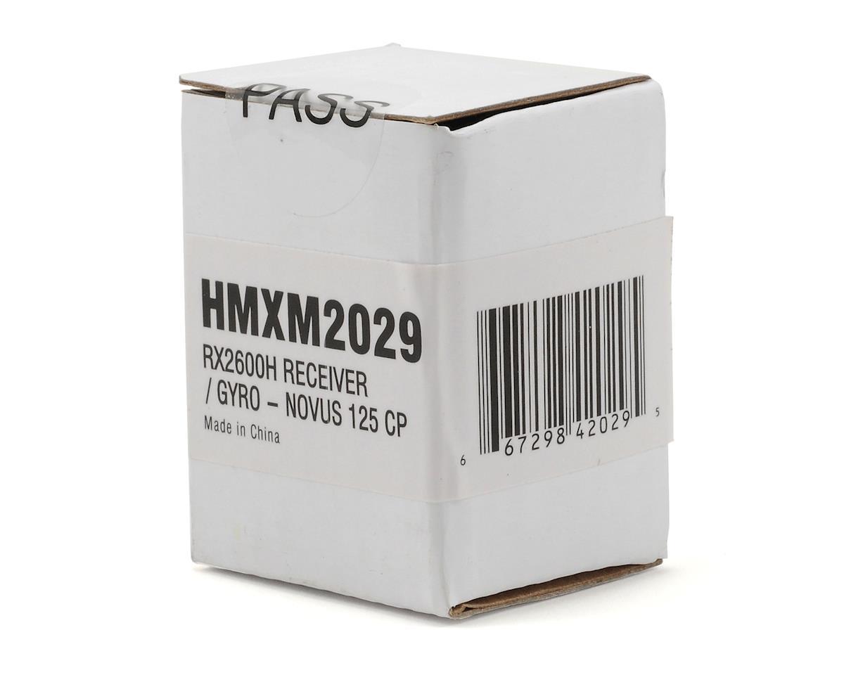 Heli-Max Receiver/Gyro Board: CP 125
