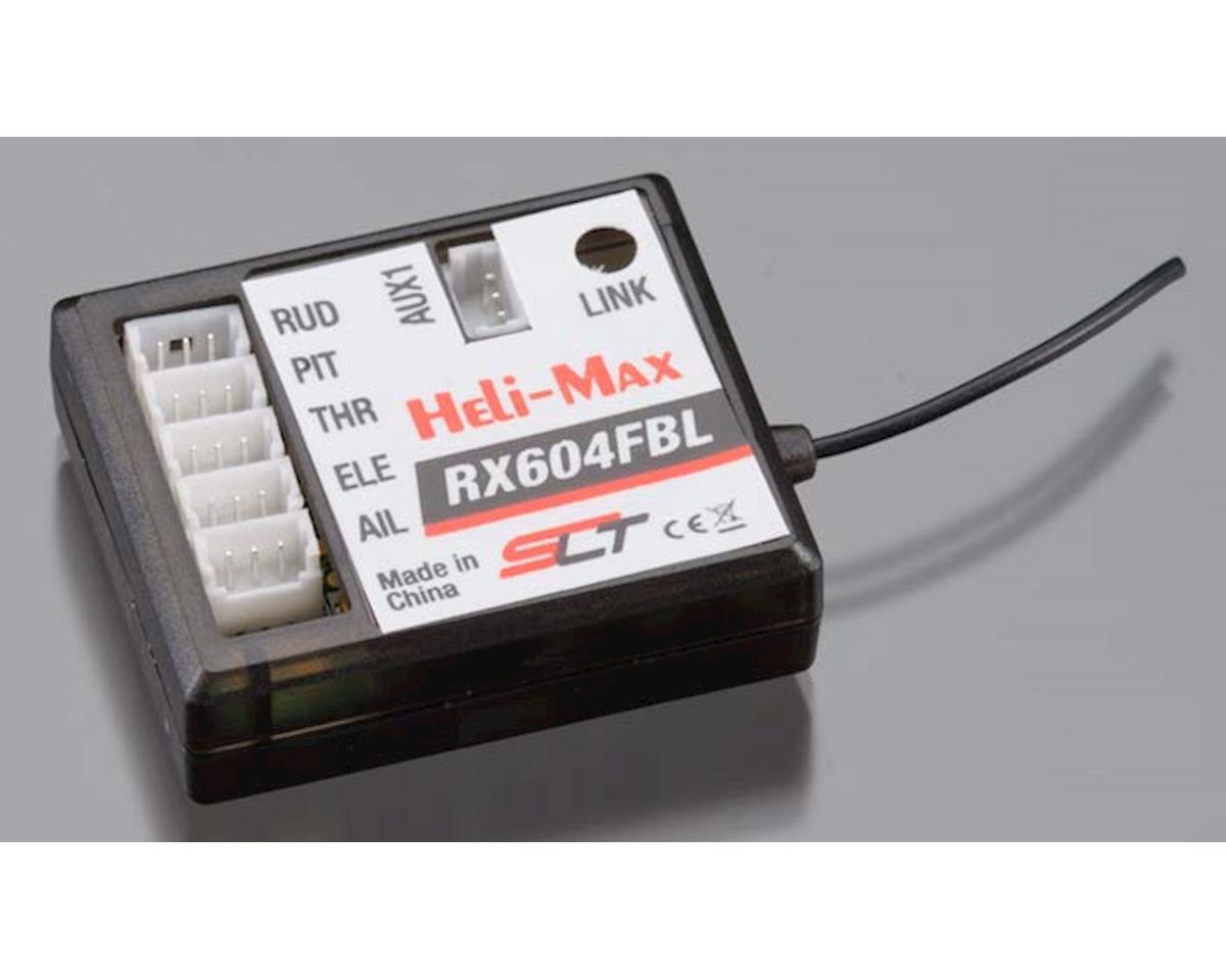 Receiver/3 Axis Gyro E-Board 2.4GHz