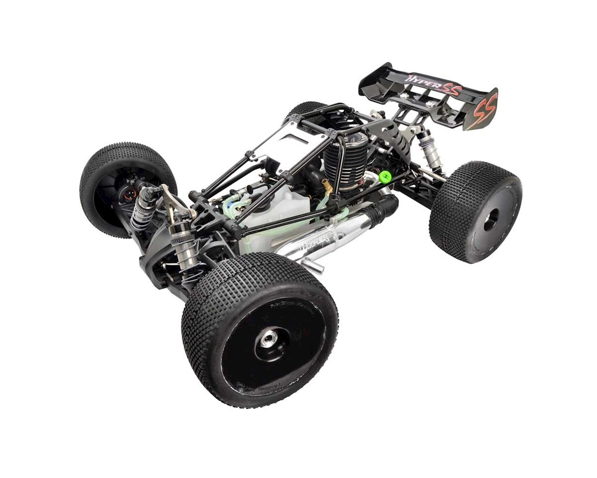 Hyper Cage RTR 1/8 Off Road Nitro Truggy (Blue)