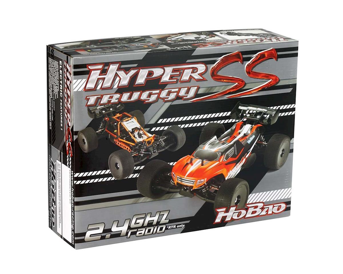 HoBao Hyper Cage RTR 1/8 Off Road Nitro Truggy (Blue)