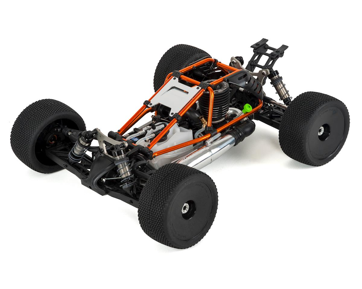 Hyper SS Cage RTR 1/8 Off Road Nitro Truggy (Orange)