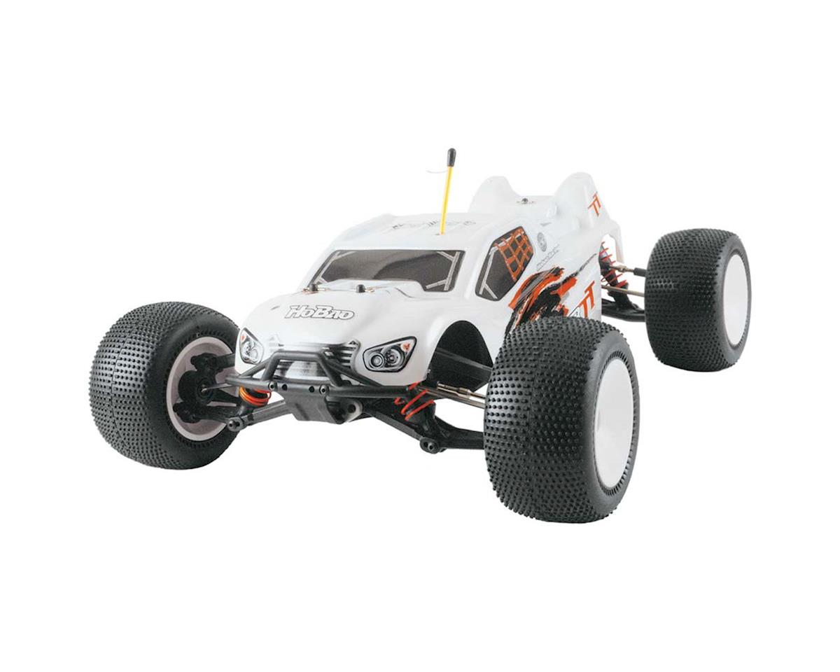 1/10 Hyper TT-e Brushless 4WD RTR, White