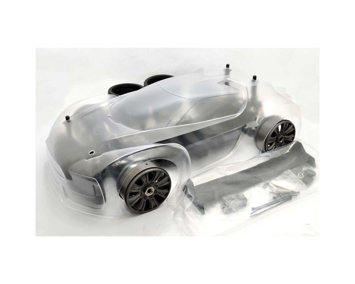 HoBao HB-VTE 1/8 Hyper VT On-Road Elec 80% Clear Body