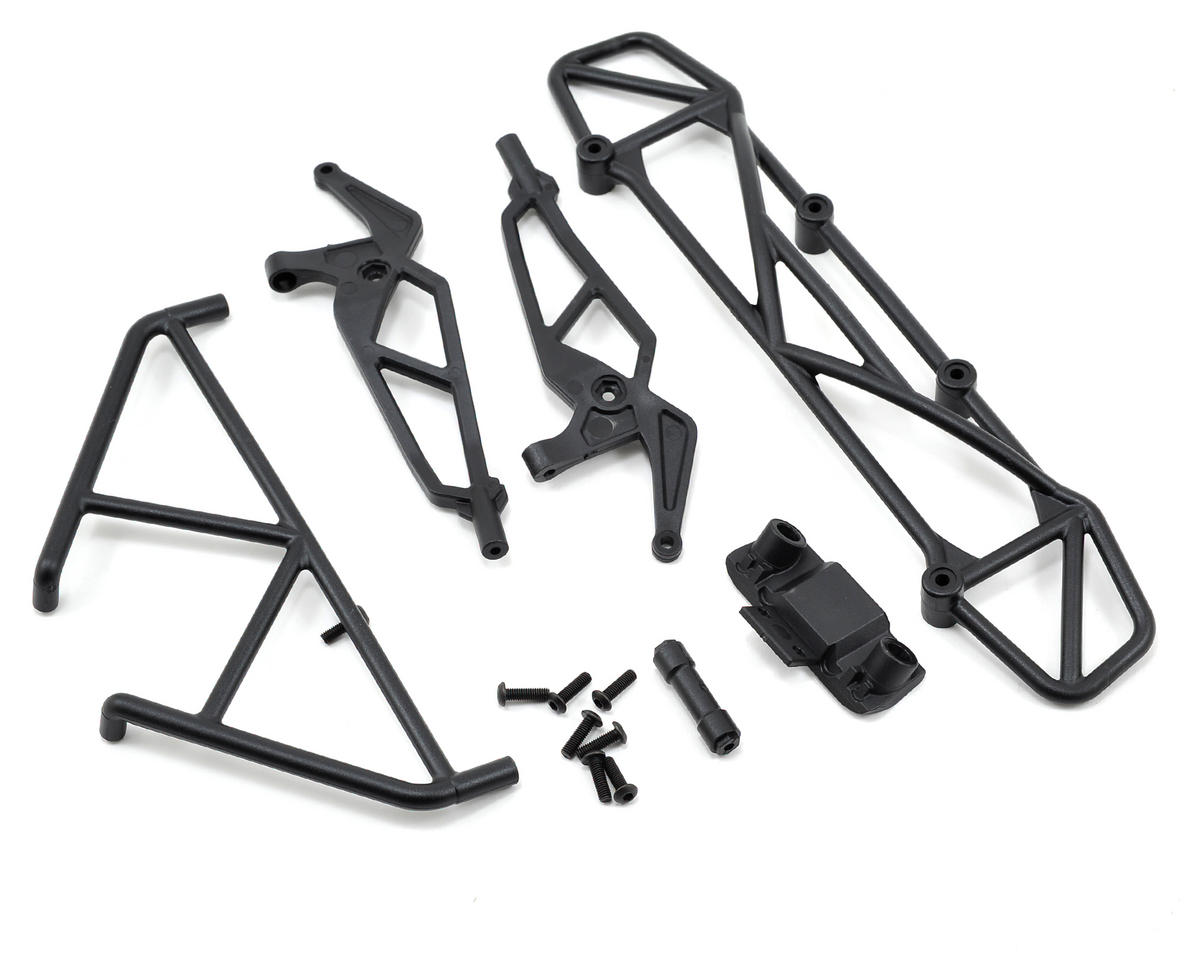 HoBao Rear Bumper Set
