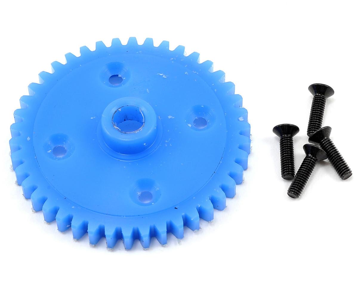 HoBao MC Nylon Center Spur Gear (Blue)