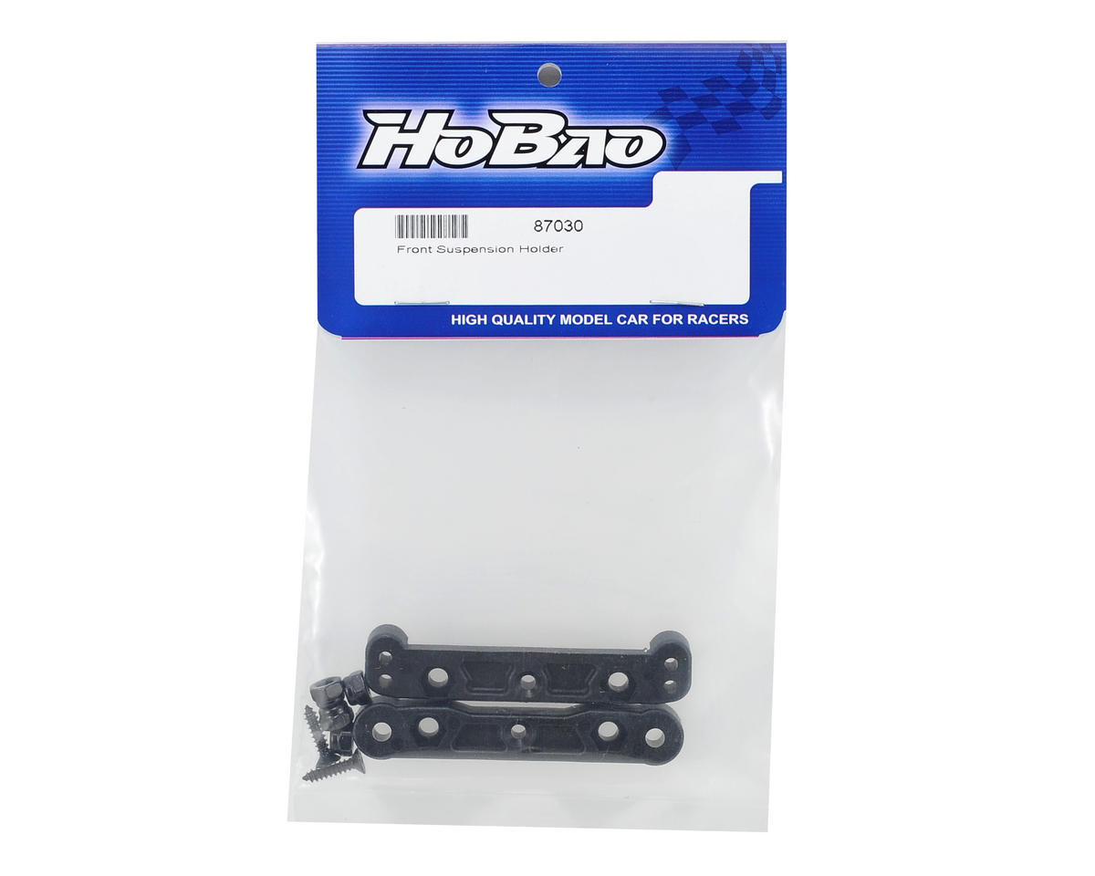HoBao Front Suspension Arm Holder Set