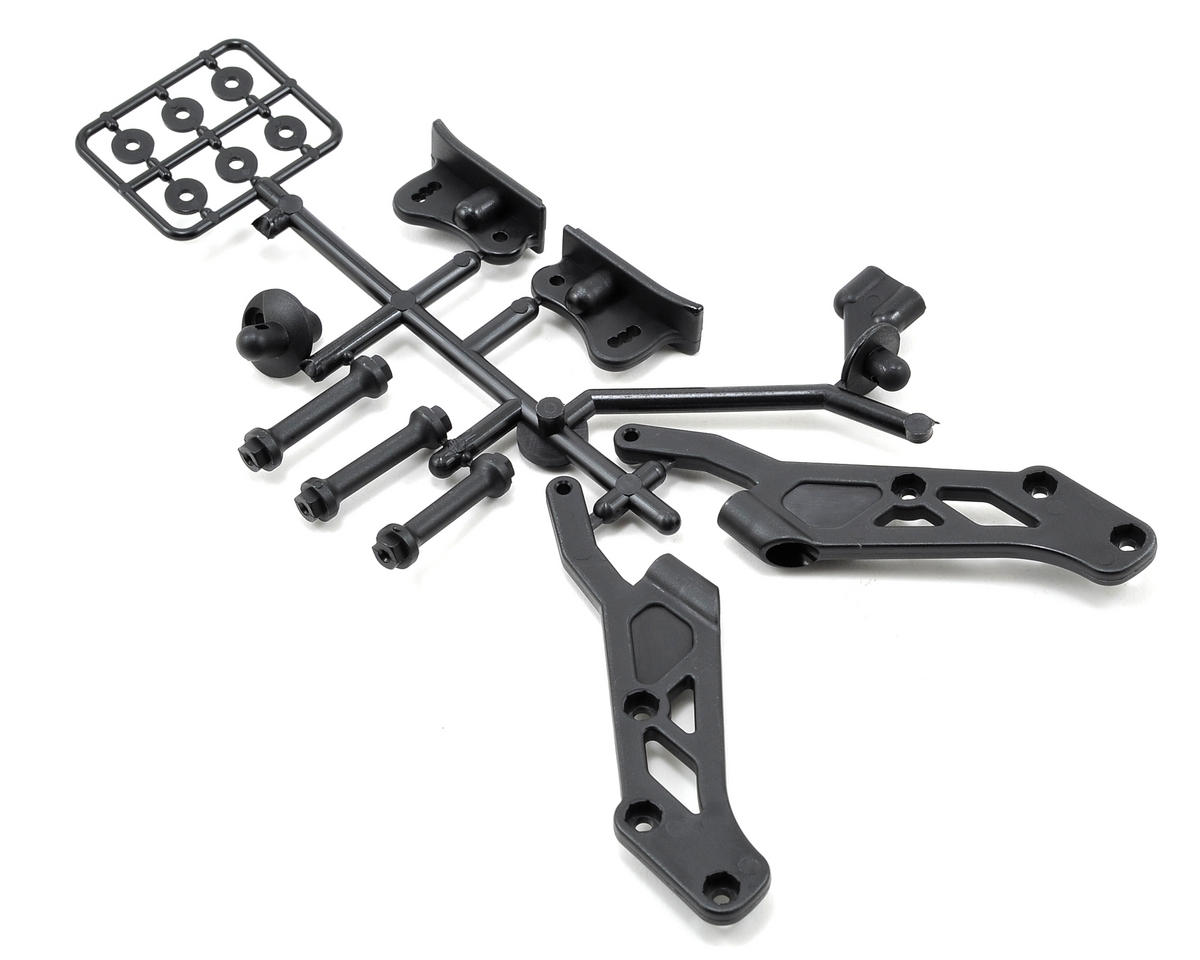 HoBao Hyper Cage Truggy Wing Mount Set