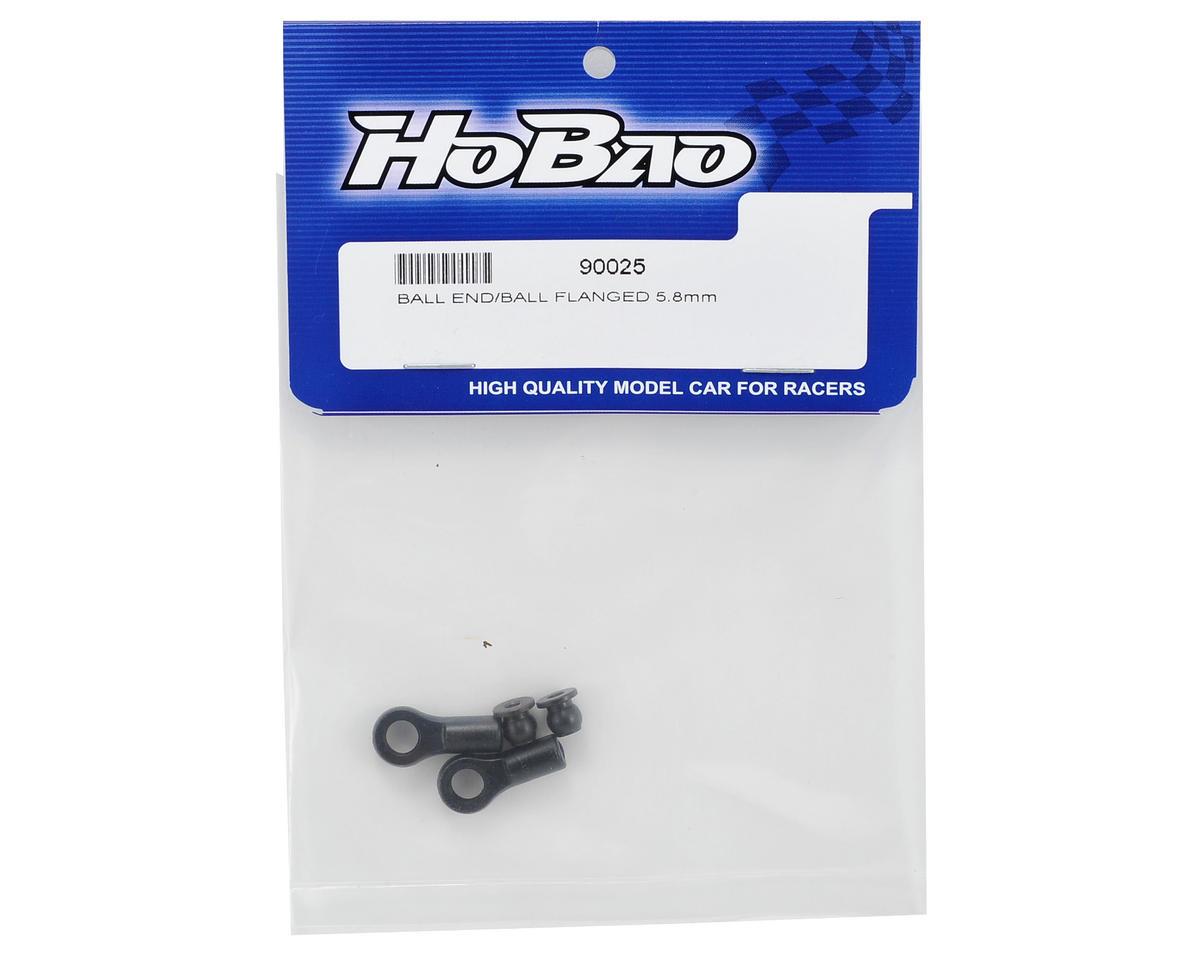 HoBao 5.8mm Flanged Pivot Ball & Rod End Set