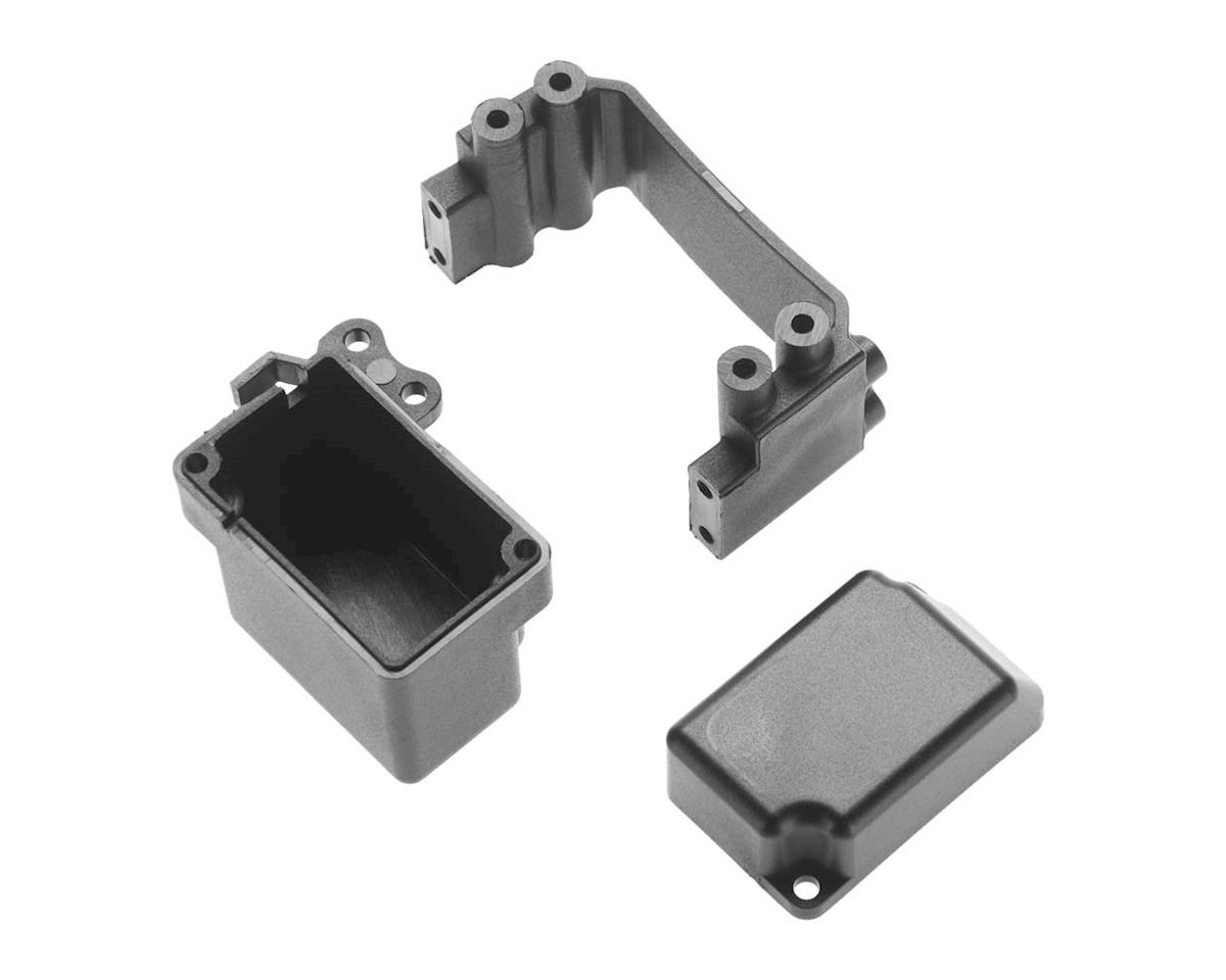 HoBao Hyper SS Electric Receiver Box & Servo Mount