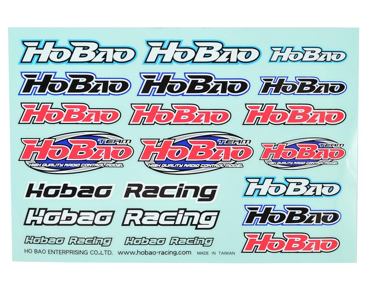 HoBao Decal Sheet