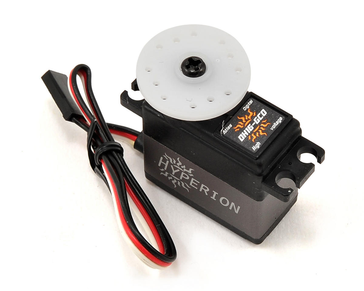 Hyperion Atlas DH16-GCD Fully Programmable High Voltage Digital Servo