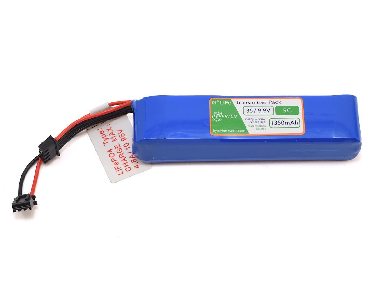 Hyperion G5 3S FrSky X9D Plus Transmitter LiFe Battery (9.9V/1350mAh)
