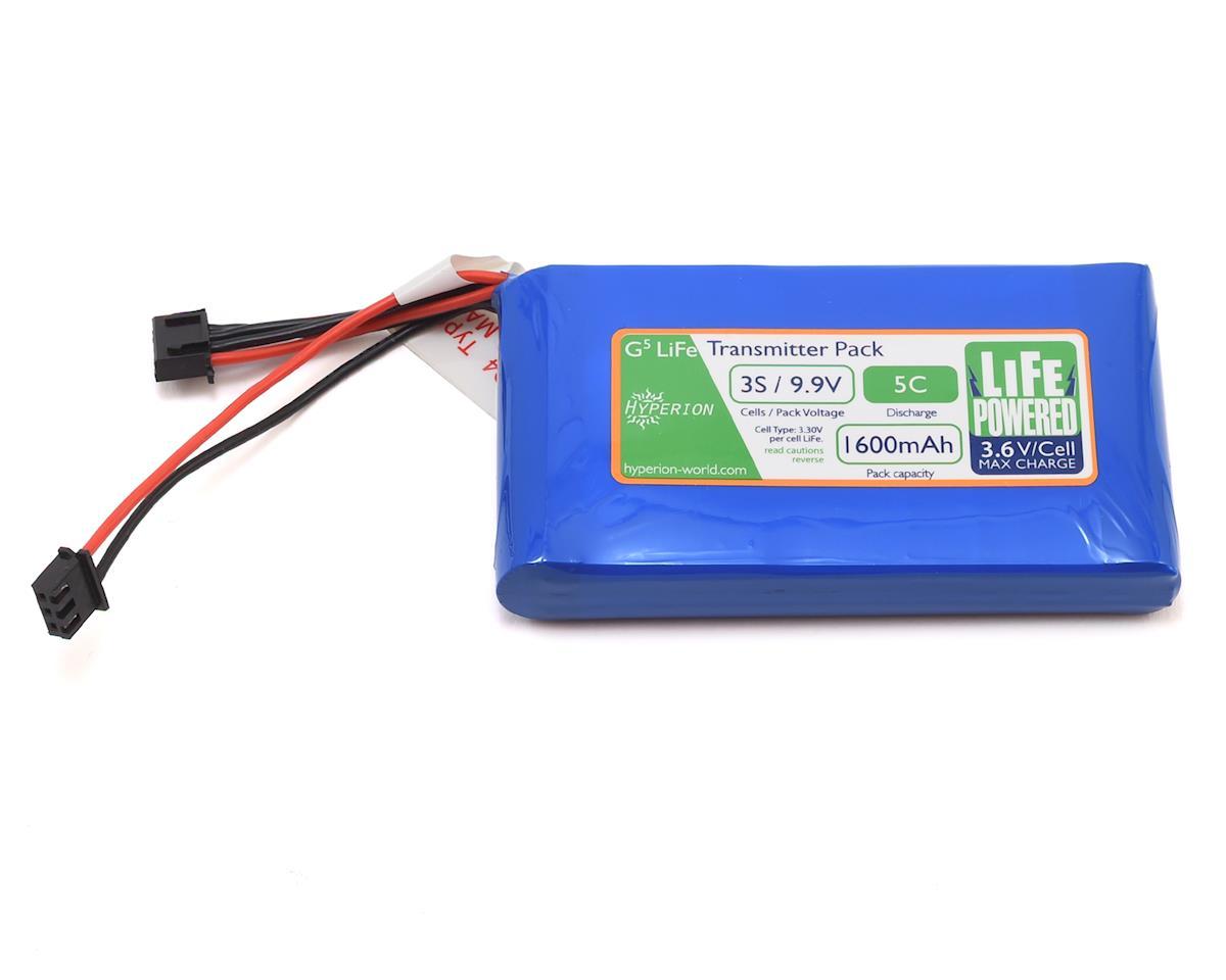 Hyperion G5 3S FrSky QX7 Transmitter LiFe Battery (9 9V/1600mAh)