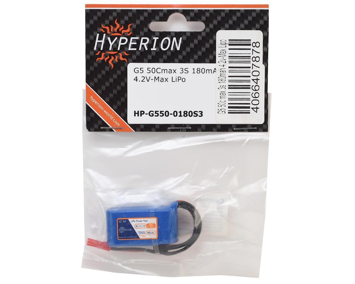 Hyperion G5 50C 3S LiPo Battery (7.4V/180mAh)