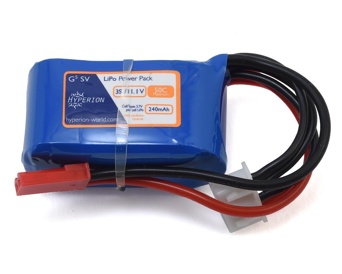 Hyperion G5 3S 50C LiPo Battery (11.1V/240mAh)