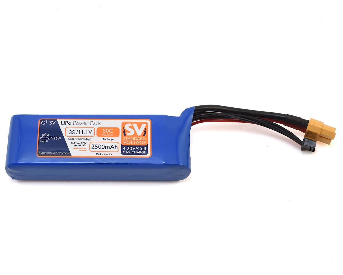 Hyperion G5 3S 50C LiPo Battery (11.1V/2500mAh)