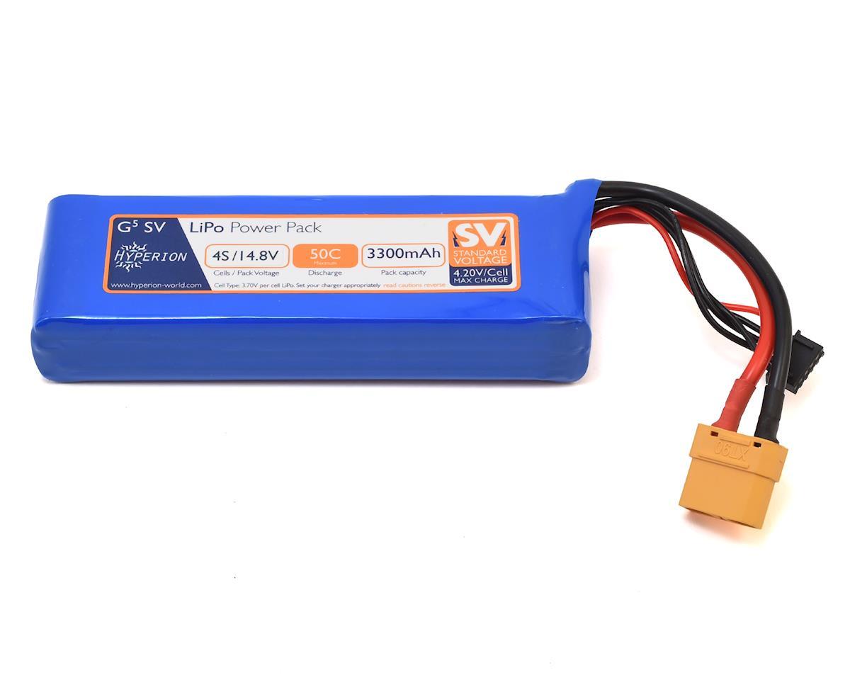 Hyperion G5 50C 4S LiPo Battery (14.8V/3300mAh)