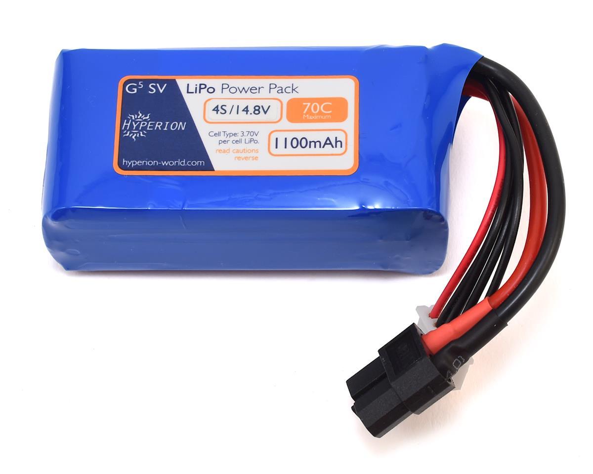 Hyperion G5 70C 4S LiPo Battery (14.8V/1100mAh)